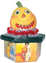 Susan's Halloween Pumpkin Box
