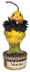 """Susan Vanderhoek's Halloween """"Squashman"""""""