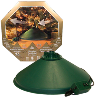 EZ Rotating Christmas Tree Stand Celebrate365 Recommends the