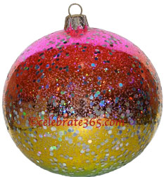 Thomas Glenn Disco Ball Ornament