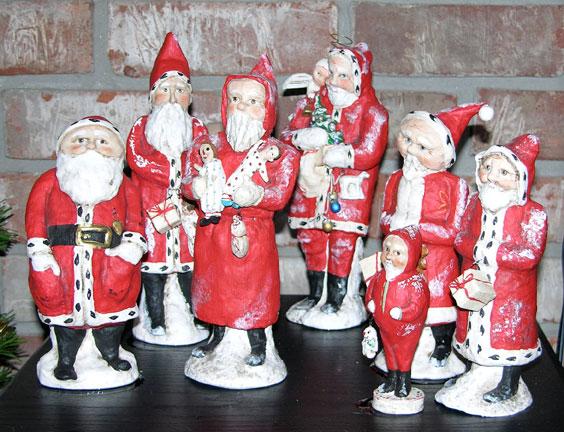 Debbee Thibault Santas